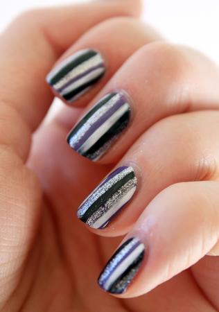 Love Thy Polish Miss Priss nail art