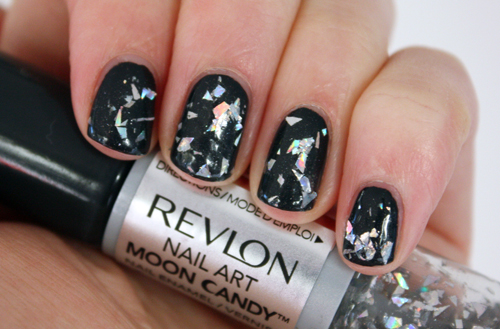 Revlon Milky Way From Moon Candy Collection Dry Dammit
