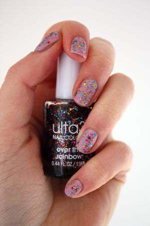 Ulta3 Over the Rainbow & Lilac Bloom