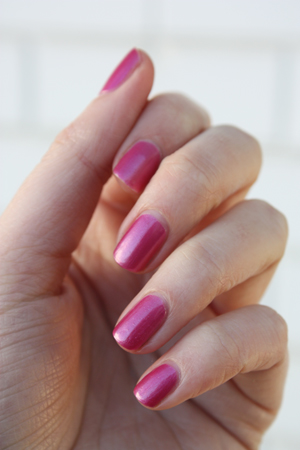 Colour by TBN D'or Pink