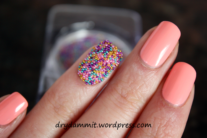 BYS Caviar for Nails Prom Queen by Dry, Dammit!