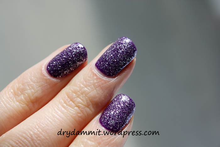 Sinful Colors Queen of Deco over Ulta3 Spring Break by Dry, Dammit!