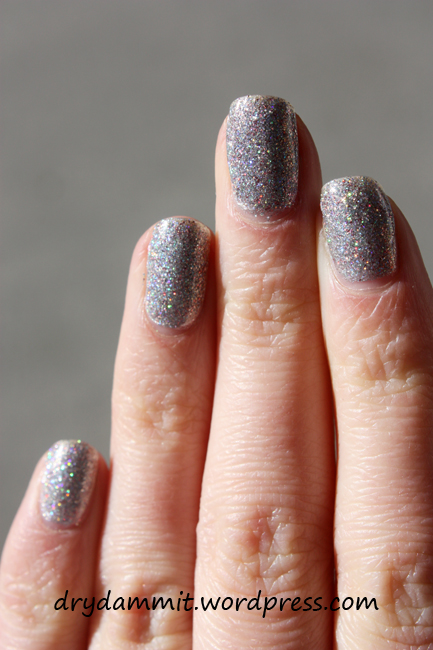 BYS Glitter Crystal by Dry, Dammit!