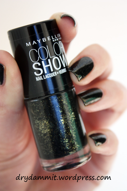 Maybelline Twilight Rays by Dry, Dammit!