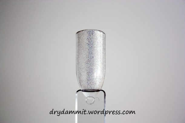 Ulta3 Glitterati Xoxo swatch by Dry, Dammit!