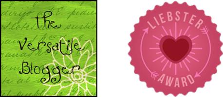 Versatile Blogger Award / Liebster Award