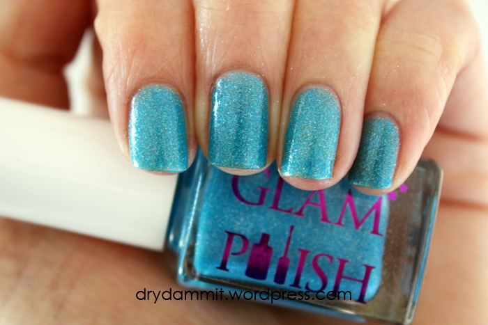 Glam Polish Carrie Me Away by Dry, Dammit!