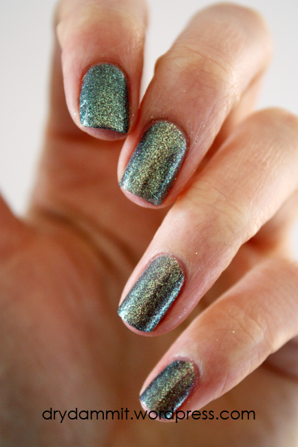 Lilypad Lacquer City Lights by Dry, Dammit!