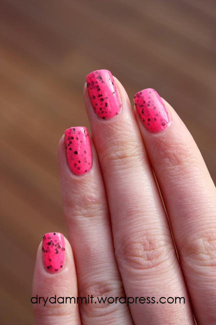 Sportsgirl Nail It! Pink by Dry, Dammit!
