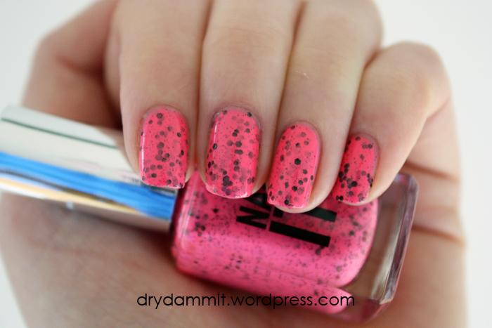 Sportsgirl Nail It! Pink by Dry, Dammit!