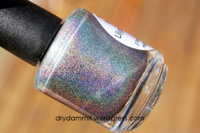 What's In-die Box? September 2013 Lilypad Lacquer City Lights by Dry, Dammit!