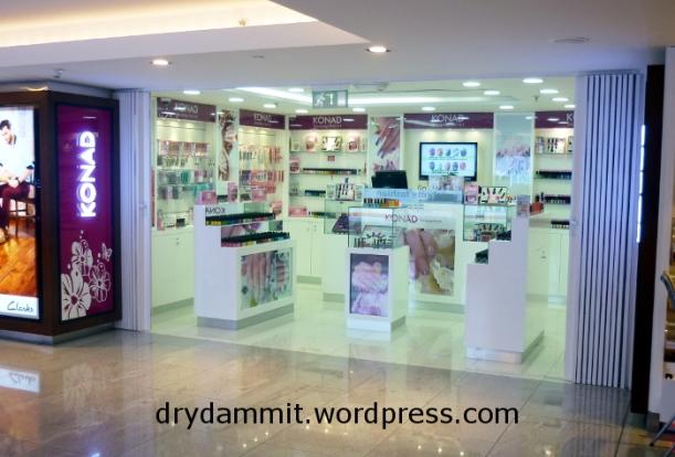 Konad store in Dubai