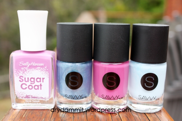 Savvy by DB polishes