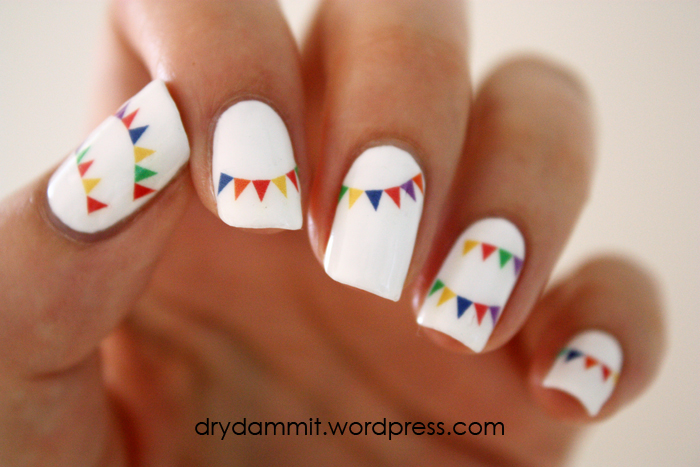 I Heart Nail Art | Dry, Dammit!