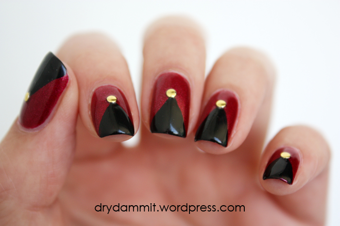 nail art studs | Dry, Dammit!