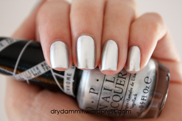 OPI Push and Shove & Lay Down That Base from the Gwen Stefani ...