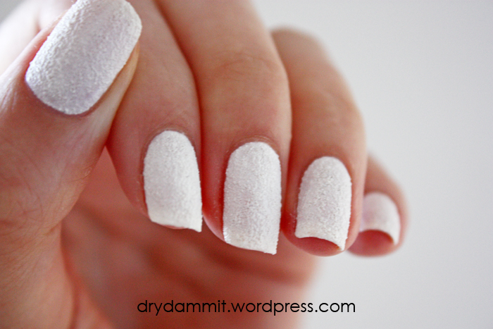 Sally Hansen Sugar Fix by Dry, Dammit!