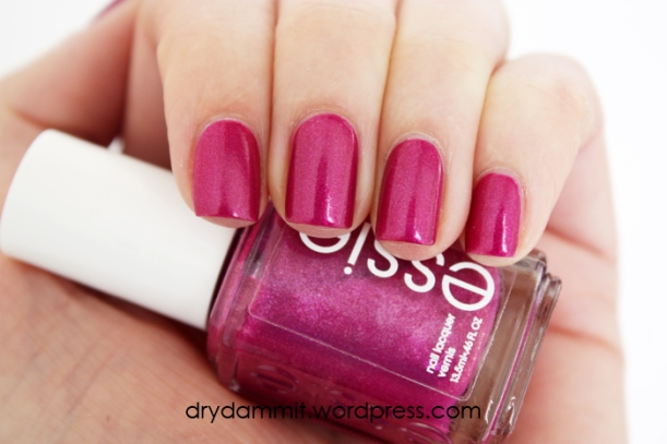 Essie Jamaica Me Crazy by Dry, Dammit!