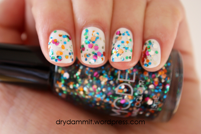 MODE Nail-Holic by Dry, Dammit!