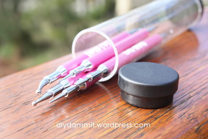Born Pretty Store Pink Dotting Tools For Nail Art Review Dry Dammit