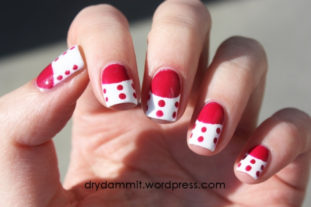 Born Pretty Store dotting nail art by Dry, Dammit!