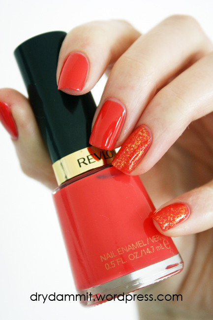 Revlon Rio Rush Collection Copa Sunset by Dry, Dammit!