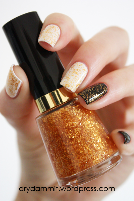 Revlon Rio Rush Collection Gold Goddess by Dry, Dammit!