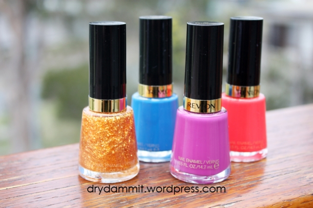 Revlon Rio Rush Collection by Dry, Dammit!