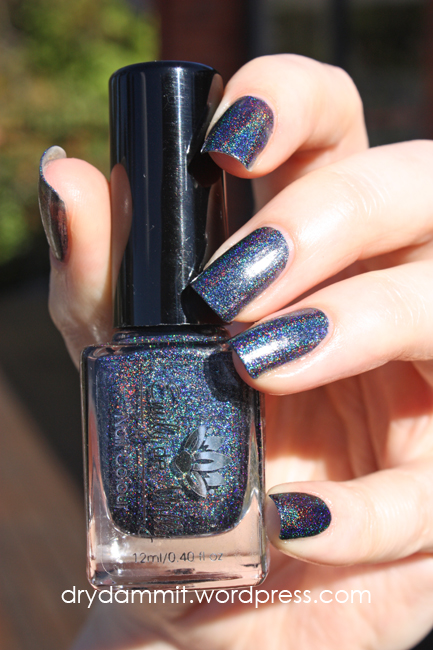 October Holo-ween What's In-die Box? Emily de Molly Night Terrors by Dry, Dammit!