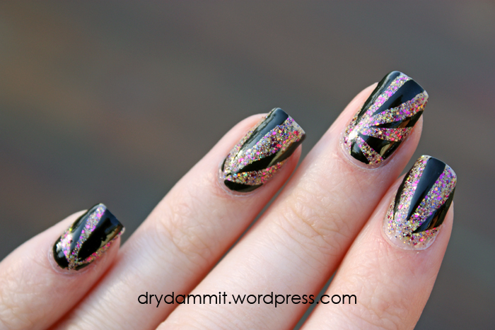 Savvy By Db Swatches Review Confetti Outburst Carnivale With