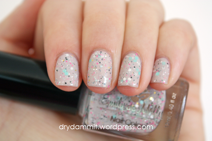 Emily de Molly Frail Promise by Dry, Dammit!