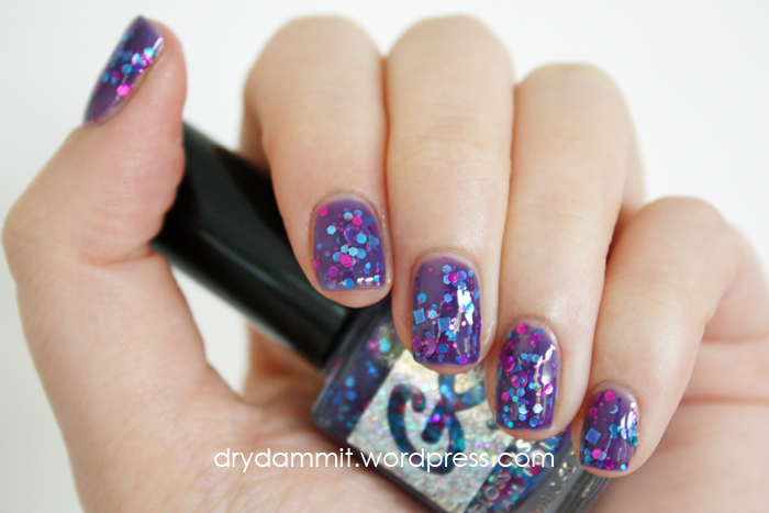 Gloss 'n Sparkle One Step Beyond by Dry, Dammit!