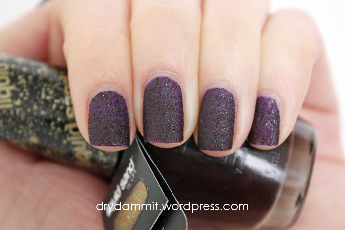 OPI Vesper by Dry, Dammit!