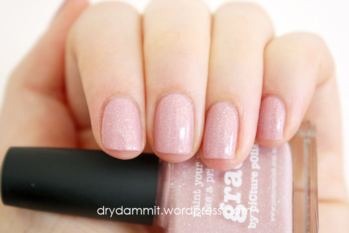 piCture pOlish Grace by Dry, Dammit!