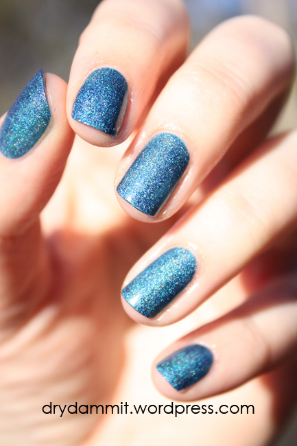 Celestial Cosmetics September LE 2015 swatched by Dry, Dammit!