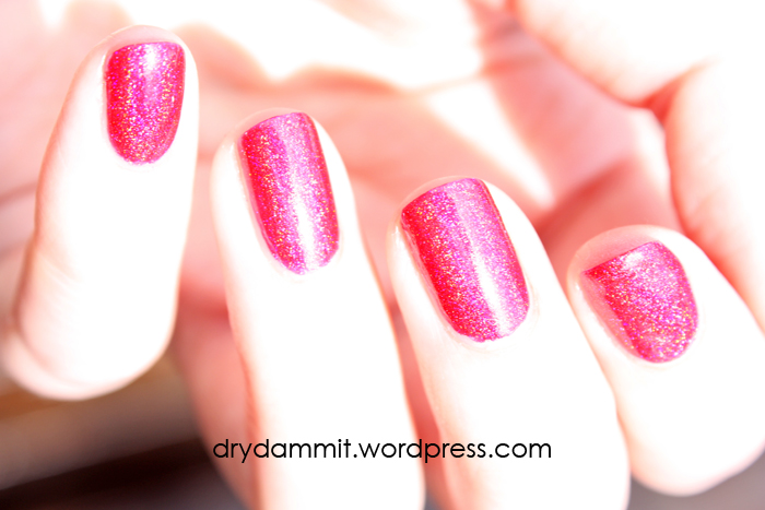 Emily de Molly The Devil's Advocate swatched by Dry, Dammit!