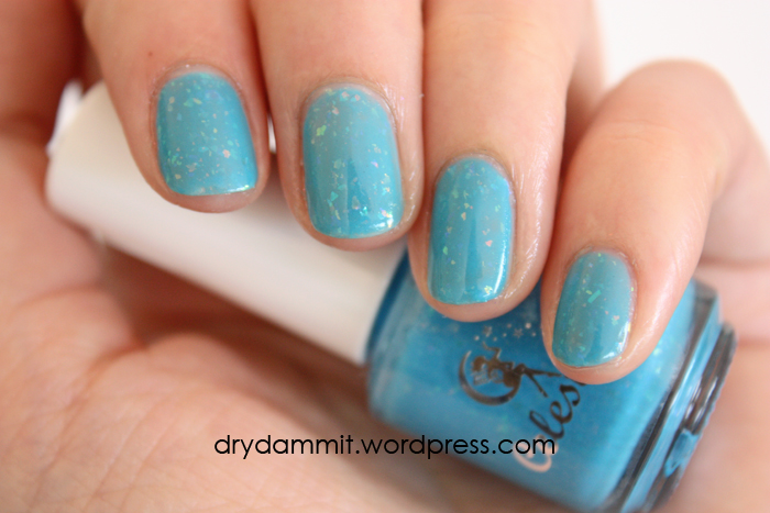 Celestial Cosmetics Weave A Spell from the Witchy Duo LE swatched by Dry, Dammit!