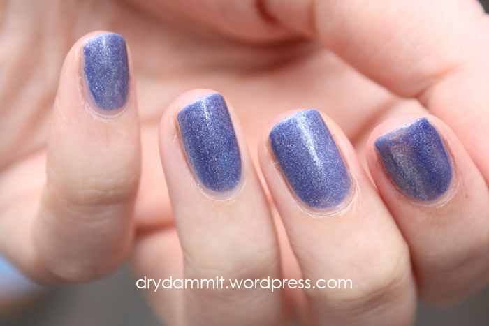 Celestial Cosmetics Bollywood Collection Aluva swatched by Dry, Dammit!