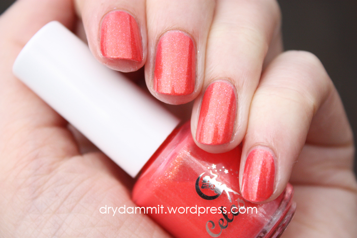 Celestial Cosmetics Bollywood Collection Dard-E-Disco swatched by Dry, Dammit!