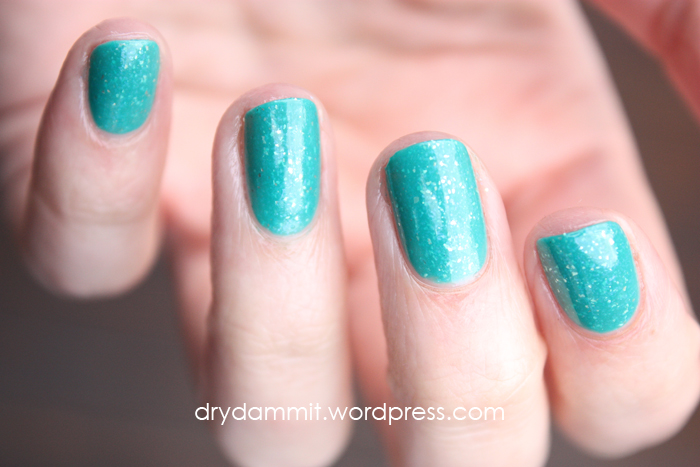 Celestial Cosmetics Bollywood Collection Dilbara swatched by Dry, Dammit!