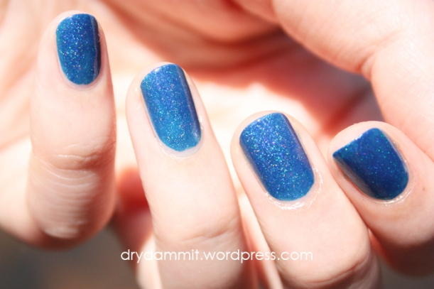 Celestial Cosmetics Bollywood Collection Mumbai Music swatched by Dry, Dammit!