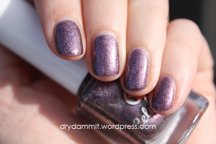 Celestial Cosmetics January LE 2016 swatched by Dry, Dammit!