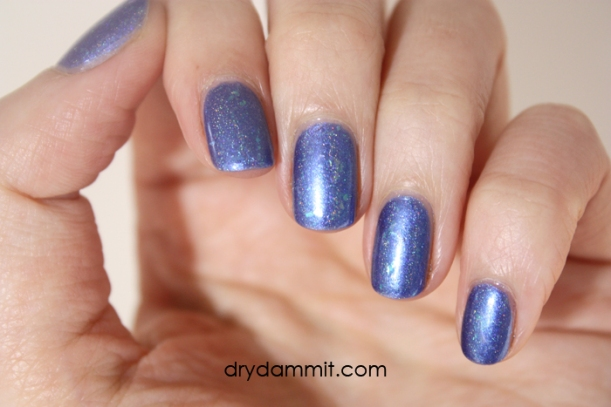 Celestial Cosmetics February LE 2016 swatched by Dry, Dammit!