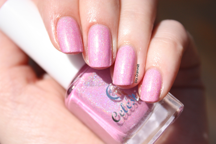 Celestial Cosmetics LE March 2016 swatched by Dry, Dammit!