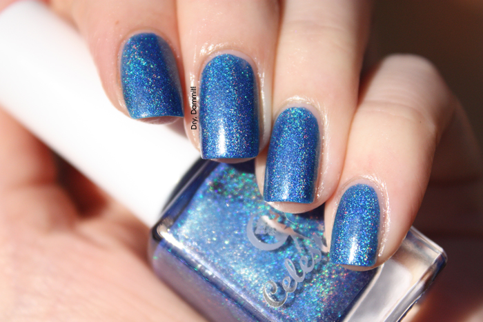 Celestial Cosmetics Sesir Kipi swatched by Dry, Dammit!