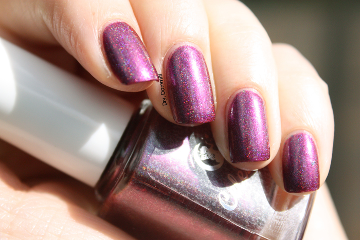Celestial Cosmetics LE April 2016 swatched by Dry, Dammit!