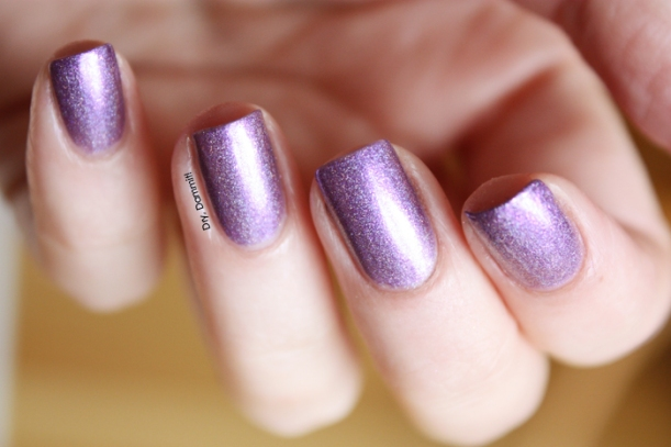 Celestial Cosmetics Celestial Dream swatched by Dry, Dammit!