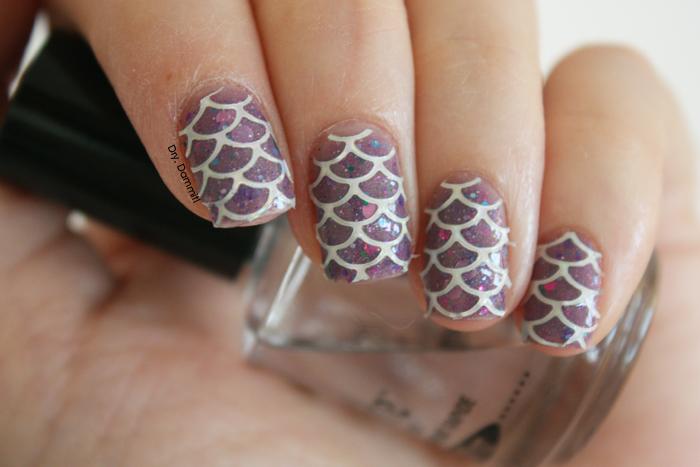Born Pretty Store sticker stencils nail art | Dry, Dammit!