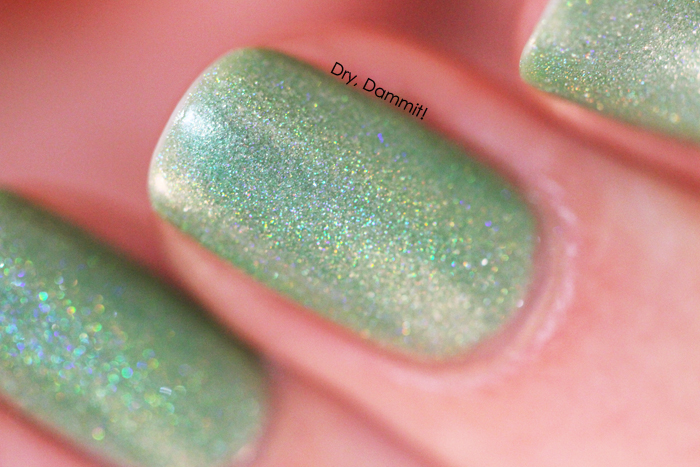 Celestial Cosmetics Love Never Dies Collection Mina swatched by Dry, Dammit!