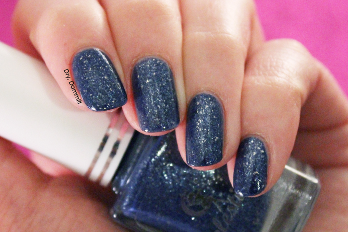 Celestial Cosmetics Love Never Dies Collection Oceans of Time swatched by Dry, Dammit!